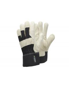 Tegera halvfodrad läderhandske (103)