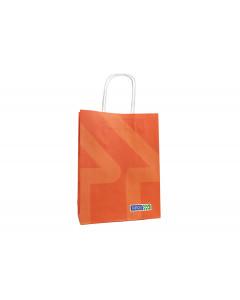FSC Pappkasse, orange, 50 st/förp