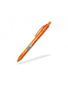 Bläckpenna miljö PET orange, 10-pack