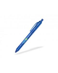 Bläckpenna miljö PET blå, 10-pack