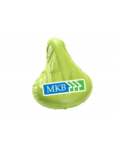 Sadelskydd Bred Lime, 50-pack