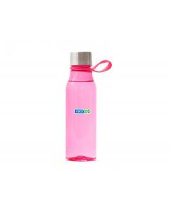 Lean vattenflaska, rosa