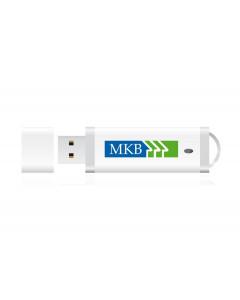 USB Minne, 4GB, 5-pack