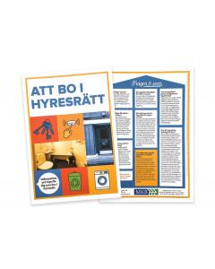 Att bo i hyresrätt Sabo Svenska 50-fp