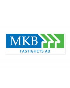 MKB Parkeringsskylt