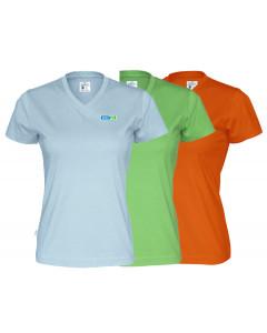 Ekologisk T-shirt, dam